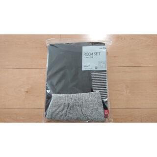 UNIQLO - ユニクロ ルームセット(半袖) キッズ用(XL) 新品未開封