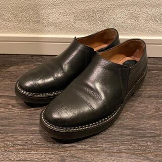 Marni - マルニMarni●サイドゴム革靴●38サイズBK