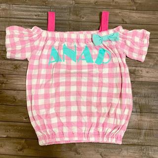 アナップキッズ(ANAP Kids)のANAPkids  Tシャツ 130(Tシャツ/カットソー)