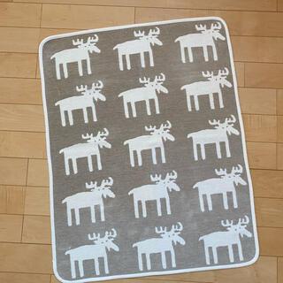 クリッパン(KLIPPAN)のクリッパン シュニールコットンブランケット(毛布)