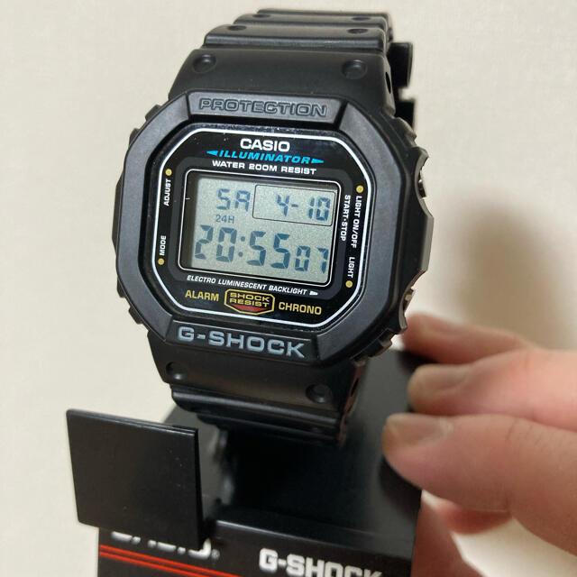 G-SHOCK(ジーショック)のDW-5600E メンズの時計(腕時計(デジタル))の商品写真