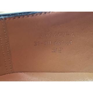 ジェーエムウエストン(J.M. WESTON)のjmweston GOLF 641 ブラック 5/E(ドレス/ビジネス)