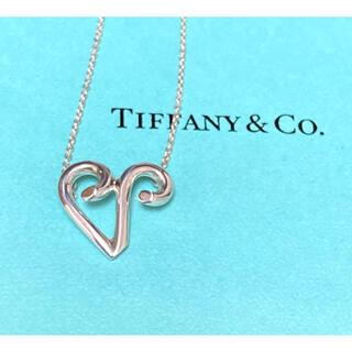 Tiffany & Co. - ティファニー 星座モチーフ ネックレス 牡羊座
