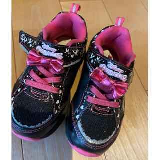プリンセス光る靴(スニーカー)