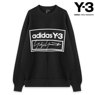 Y-3 - Y-3 U TECH KNIT CREW SWEATER / U テック ニット