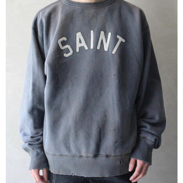 SAINT MICHAEL スウェット メンズのトップス(スウェット)の商品写真