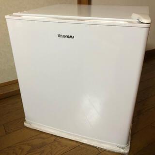 アイリスオーヤマ - IRIS AF42-W 冷蔵庫 一人暮らし