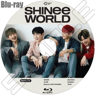 SHINee - SHINee:SHINee WORLD✨Blu-ray●高画質●