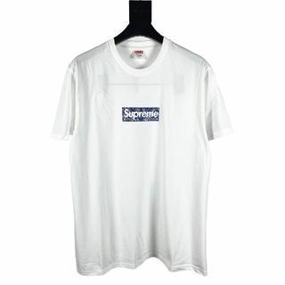 シュプリーム(Supreme)のSupreme 19FW Bandana Box Logo Tee(Tシャツ/カットソー(半袖/袖なし))