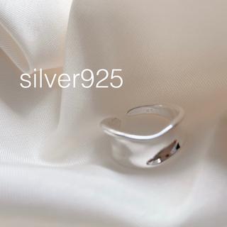 プラージュ(Plage)のsilver925 ワイドリング(リング(指輪))