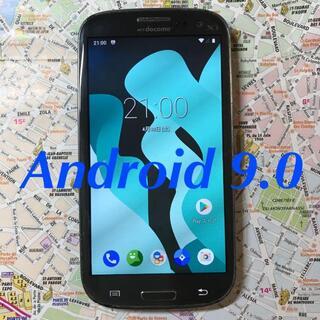 SAMSUNG - Galaxy S3α SC-03E Android9 SIMロック解除
