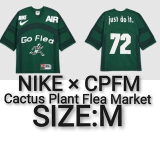 ナイキ(NIKE)の新品Mサイズ NIKE CPFM Short Sleeve Jersey Top(Tシャツ/カットソー(半袖/袖なし))