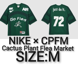 NIKE - 新品Mサイズ NIKE CPFM Short Sleeve Jersey Top