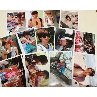 ジャニーズ(Johnny's)のキンプリ ハワイ 公式写真13枚セット(アイドルグッズ)