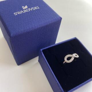 SWAROVSKI - 【新品】SWAROVSKI スワロフスキー インフィニティ リング 55 指輪