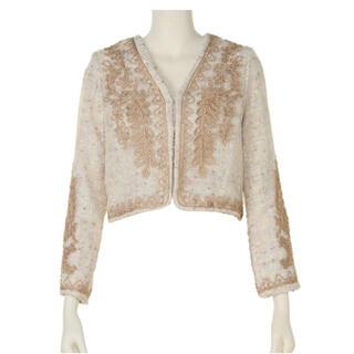 Lily Brown - lilybrown リーリーブラウン ジャケット オーガンジー パーティー 衣装