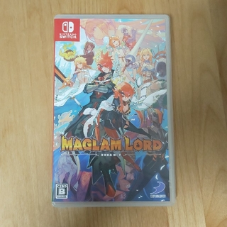 Nintendo Switch - MAGLAM LORD/マグラムロード Switch