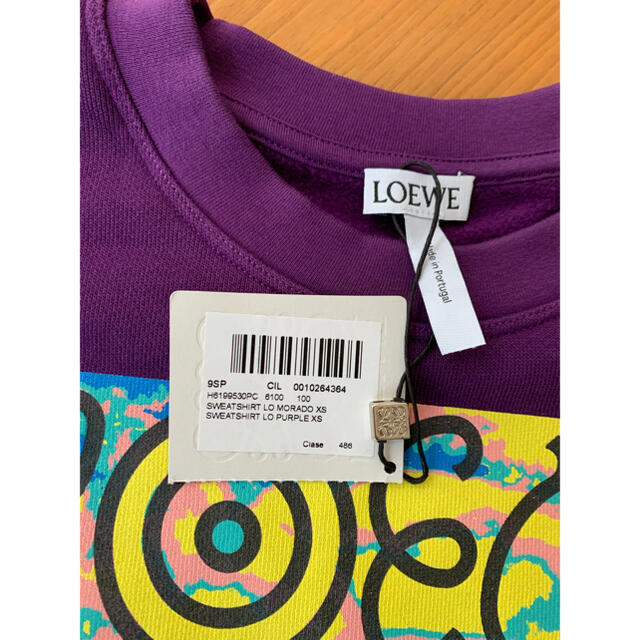 LOEWE(ロエベ)のロエベ新品スウェット メンズのトップス(スウェット)の商品写真