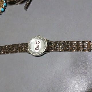 ドルチェアンドガッバーナ(DOLCE&GABBANA)のDGメンズ腕時計。(腕時計(アナログ))