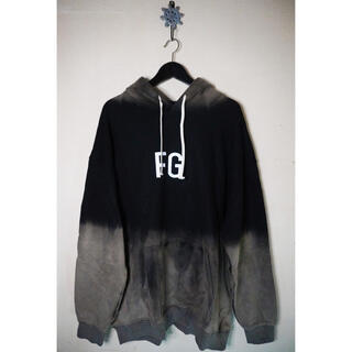 FEAR OF GOD - OUTLET!! FEAR OF GOD パーカー グラデーション グレー L