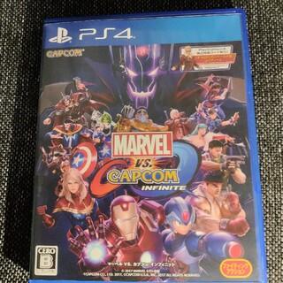 マーベル VS. カプコン:インフィニット スタンダード・エディション PS4