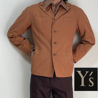 """ワイズ(Y's)の""""Y's""""Tailored jacket(テーラードジャケット)"""