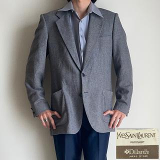 """Saint Laurent - """"YVES SAINT LAURENT""""tailored jacket"""
