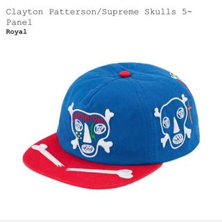 Supreme - シュプリーム Clayton Patterson Skulls 5-Panel