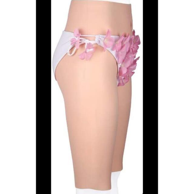 シリコンパンツ ロングタイプ 女装 コスプレ エンタメ/ホビーのコスプレ(コスプレ用インナー)の商品写真