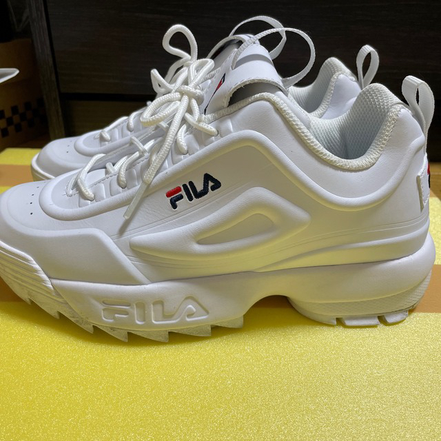 FILA(フィラ)の専用 レディースの靴/シューズ(スニーカー)の商品写真