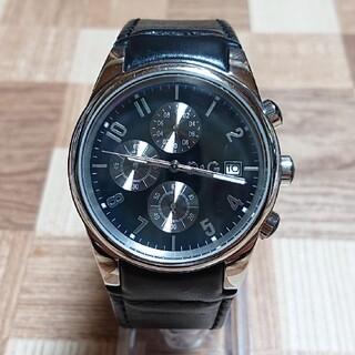 ドルチェアンドガッバーナ(DOLCE&GABBANA)の良品【D&G/ドルチェ&ガッバーナ】 クロノグラフ メンズ 腕時計(腕時計(アナログ))