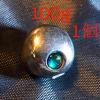 タングステン ヘッド タイラバ 100g 1個 激安   送料無料  シルバー
