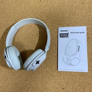 フィリップス(PHILIPS)のPHILIPS Bluetoothワイヤレスヘッドホン(ヘッドフォン/イヤフォン)