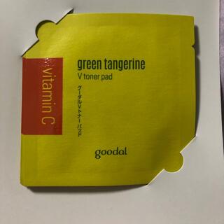 チャアンドパク(CNP)のグーダルVトナーパッド お試し用(化粧水/ローション)