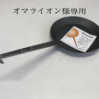 ペトロマックス(Petromax)のペトロマックス シュミーデアイゼン フライパン sp24(調理器具)