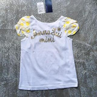 ANNA SUI mini - 【美品】アナスイミニ Tシャツ 110サイズ