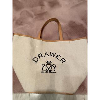 Drawer - ドゥロワー トートバッグ バーニーズニューヨーク ボーダーズアットバルコニー