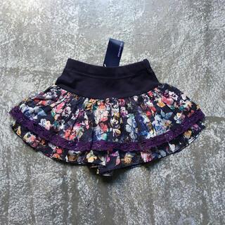アナスイミニ(ANNA SUI mini)の【未使用】アナスイミニ キュロット 100サイズ(パンツ/スパッツ)