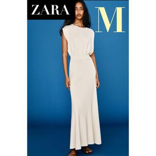 ZARA - 【新品/未着用】ZARA ニットロングスカート ロングニットスカート スカート