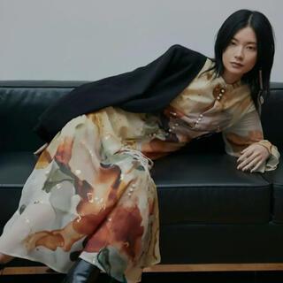 Ameri VINTAGE - 【正規品】Ameri アメリヴィンテージUNDRESSED インクアートドレス