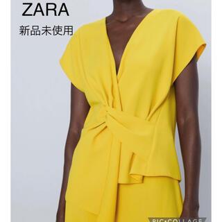 ZARA - 新品 ZARA トップス