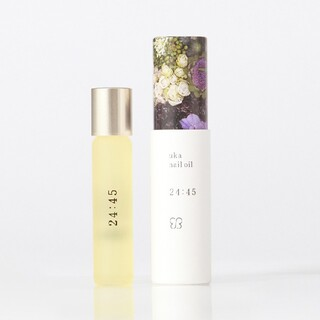 Cosme Kitchen - uka nail oil 24:45
