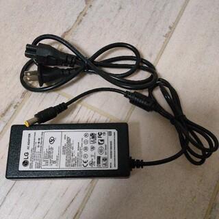 エルジーエレクトロニクス(LG Electronics)のKH様専用 LG ACアダプタ 電源 AP04214-UVBRJ(PC周辺機器)