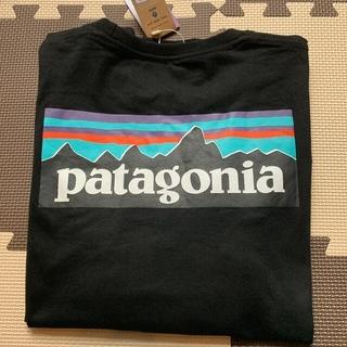 patagonia - 新品 patagonia パタゴニア 長袖ロンT P-6LOGO  M