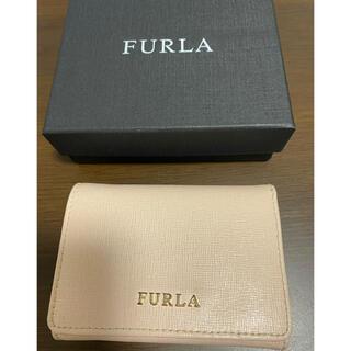 Furla - FURLA ミニ財布 ピンク
