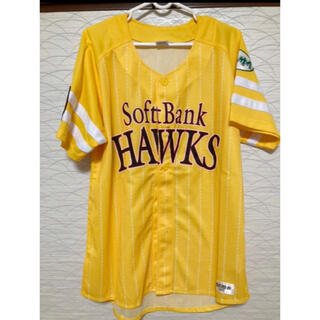 福岡ソフトバンクホークス - ソフトバンクホークス 鷹の祭典 2015 ユニフォーム 黄色 熱男イエロー 人気
