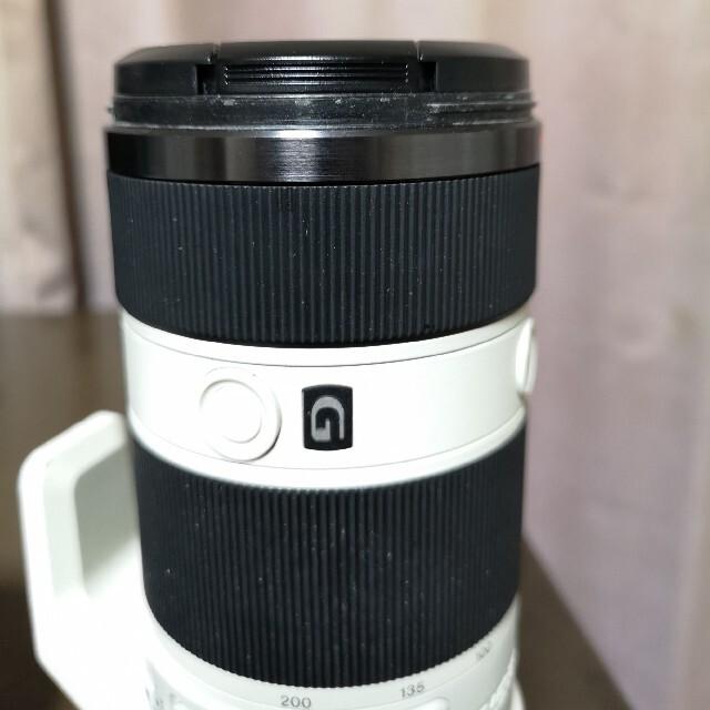 SONY(ソニー)のSONY FE 70-200㎜ F4 G OSS スマホ/家電/カメラのカメラ(レンズ(ズーム))の商品写真