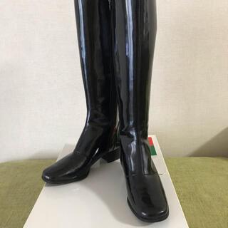 ギンザカネマツ(GINZA Kanematsu)のちゃこ様専用 銀座かねまつ レインブーツ(レインブーツ/長靴)