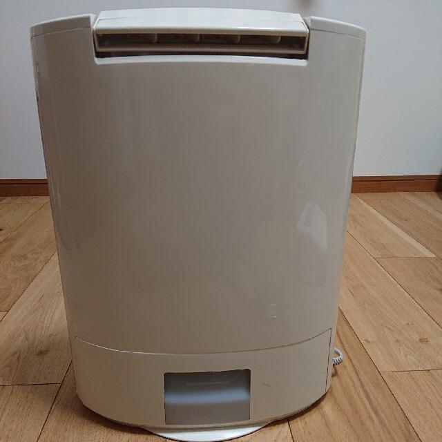 Panasonic(パナソニック)のF-YZF60 ホワイト 除湿乾燥機 除湿機 スマホ/家電/カメラの生活家電(衣類乾燥機)の商品写真
