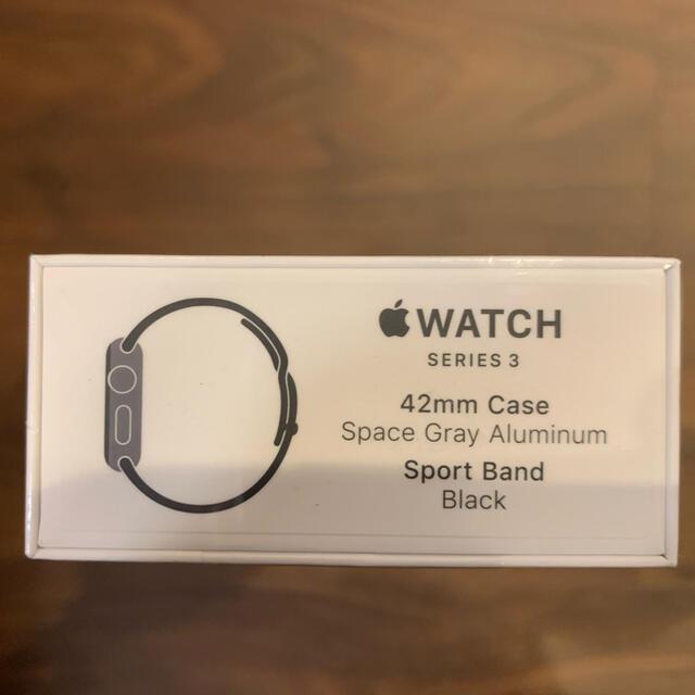 Apple(アップル)のApple watch メンズの時計(腕時計(デジタル))の商品写真